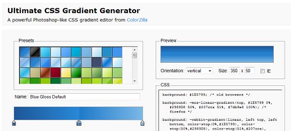 css-gradient-generator