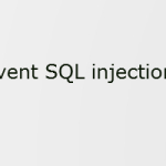 How to Prevent SQL injection in Codeigniter?