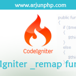 CodeIgniter _remap function?
