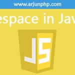 namespace in javascript