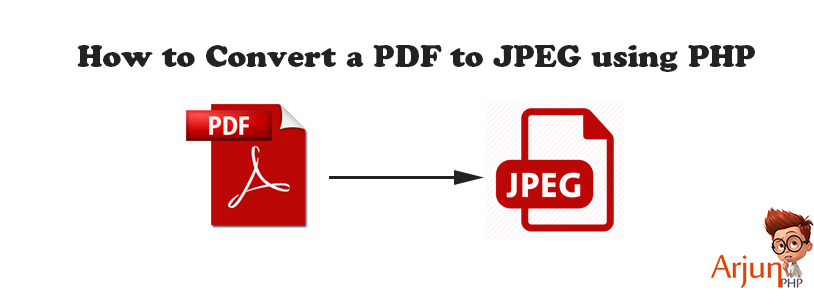 How to Convert a PDF to JPEG using PHP