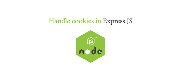 handle cookies express js