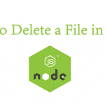 How to Delete a File in Node JS