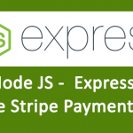 Node JS – Integrate Stripe Payment Gateway in Express JS