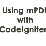 Using mPDF with CodeIgniter 3
