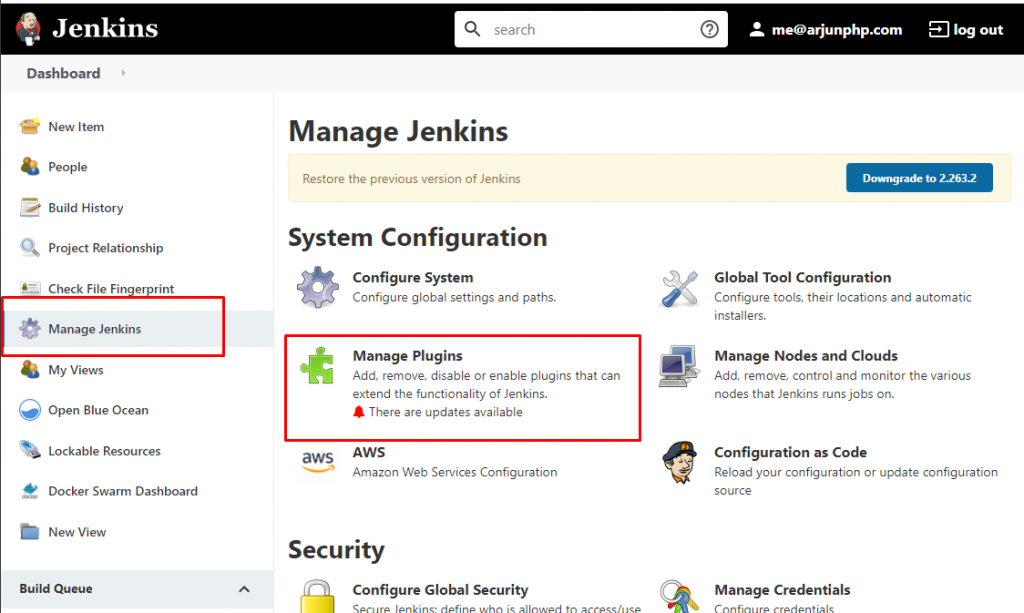 Jenkins PowerShell Plugin